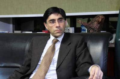Pakistani NSA Moeed Yusuf strongly reacts over reports of secret meeting with Israel officials