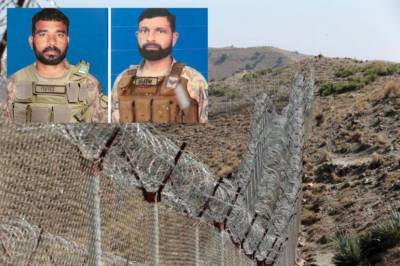 Pakistan Army soldiers martyred in cross border terrorist attack from Afghanistan soil