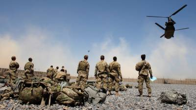 New developments reported over US troops final withdrawal from Afghanistan