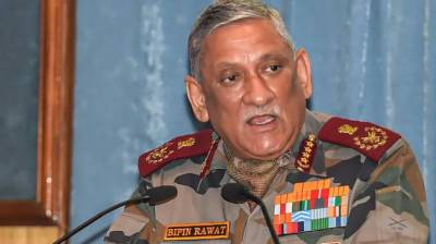 Top Indian General warns Pakistan of dire consequences over drone attack in Occupied Kashmir