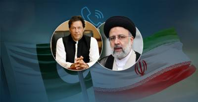PM Imran Khan held important telephonic conversation with Iranian President