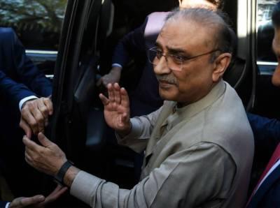 Islamabad High Court announces verdict over bail plea of former President Asif Zardari