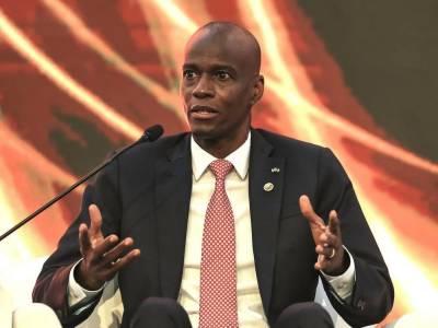 President of Haiti Jovenel Moise assassinated at his private residence
