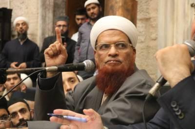Renowned Islamic scholar Mufti Taqi Usmani escapes assassination bid in Karachi
