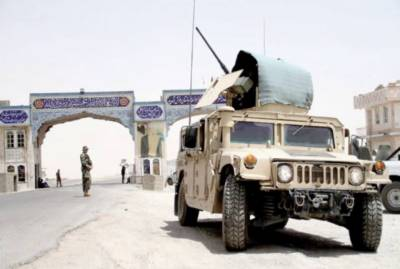 Taliban capture land routes of Afghanistan with China and Iran