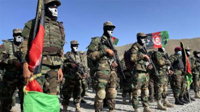 46 Afghan soldiers including 5 officers seek refuge in Pakistan at international border