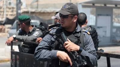 Israeli soldiers killed Palestinian youth in an act of state terrorism