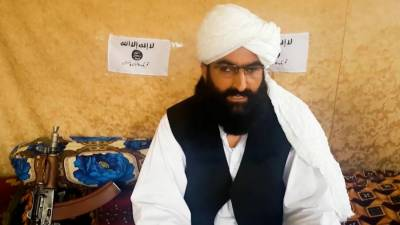 TTP Chief reiterates holy war against Pakistan in an interview with CNN