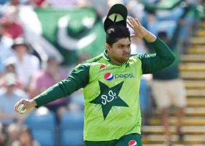 Pakistani cricketer Azam Khan shifted to hospital in emergency