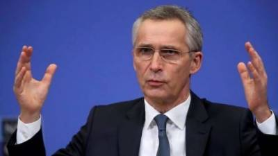 NATO Secretary General places special responsibility on Pakistan for Afghanistan issue being close to Taliban