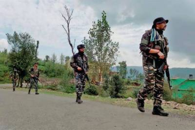 State Terrorism: Indian troops martyred three Kashmiris in a fake operation