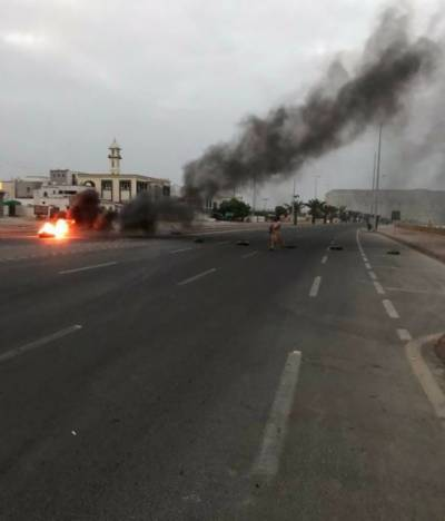 Suicide attack on Chinese convoy on Gwadar Expressway