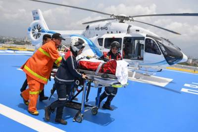 Punjab government decides to launch Air Ambulance service in the province
