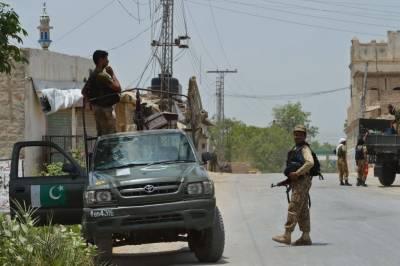 Terrorist killed in an Intelligence Based Operation in North Waziristan
