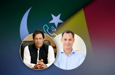 PM Imran Khan received important phone call from Belgian Prime Minister