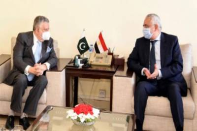 Pakistan and Egypt inch closer further on bilateral economic front