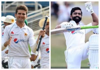 Pakistani players inch up the table in new ICC Test Rankings