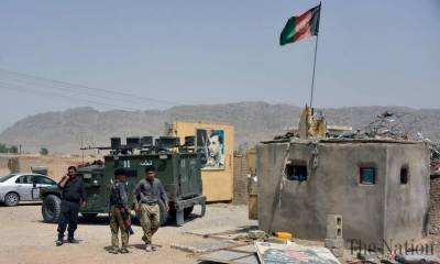 US failure in Afghanistan depicts end of American era: British Media