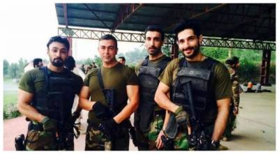 Indian Army General mocked for sharing photos of Pakistani actors as soldiers martyred in Afghanistan