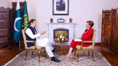 Pakistani PM Imran Khan's exclusive hard hitting interview with CNN