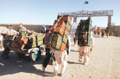 Pakistan Iran free trade activities at border resumed after 6 months