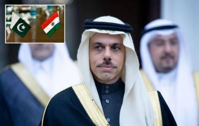 Saudi Arabia makes a meditation offer to both Pakistan and India