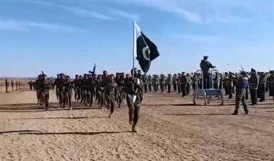 Pakistani, Indian and Russian Militaries hold joint military drills under SCO platform