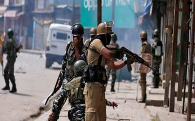 In yet another act of state terrorism, Modi government martyred two youth in Occupied Kashmir