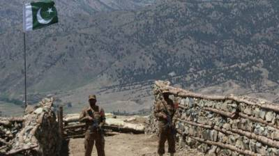 Pakistani security forces killed terrorist in a counter terrorism operation in North Waziristan