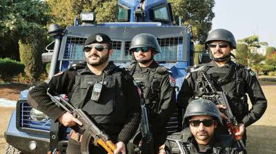 CTD arrests wanted terrorist commander of TTP with huge cache of arms