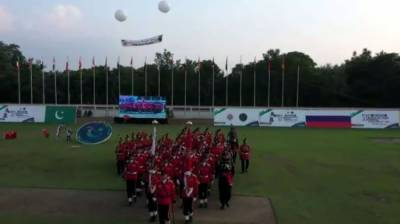 53rd World Military Games Shooting Championship 2021 kicked off in Lahore with 41 international participants