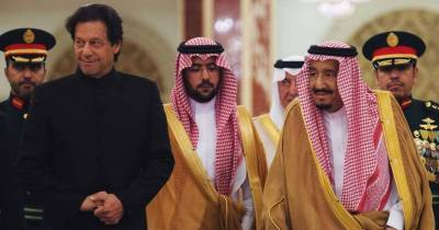 Pakistani PM Khan likely to visit Saudi Arabia on a three day official visit