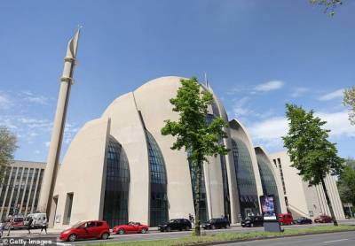 Germany's largest mosque set to broadcast Azaan over loudspeakers on Friday