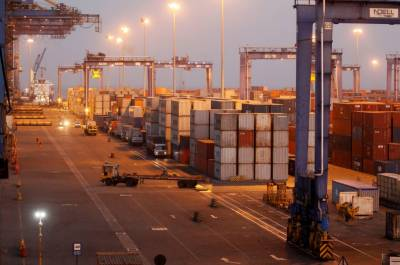 India's largest port operator refused to handle cargo from Iran,Afghanistan and Pakistan