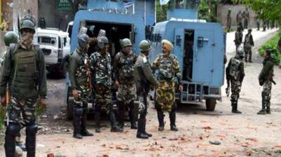 State Terrorism: Indian forces martyred 5 Kashmiri boys in another fake encounter