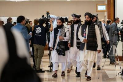 Taliban and US high officials held first direct talks after withdrawal