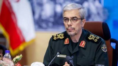Iranian Military Chief arrived in Pakistan on a crucial tour