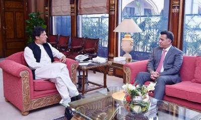 Why PM Khan wanted continuation of services of DG ISI General Faiz Hameed?